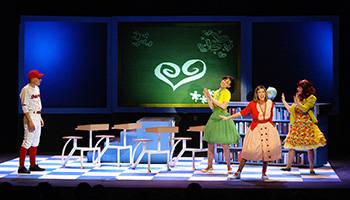 La Cenicienta, el musical con ritmo de los 50